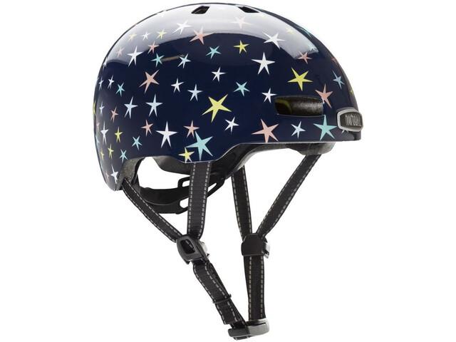 Nutcase Little Nutty MIPS Helmet Toddler stars are born gloss